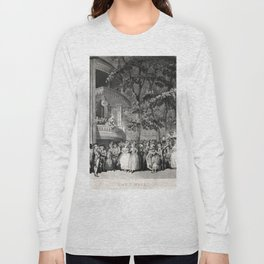 Vauxhall Gardens 1785 Long Sleeve T-shirt