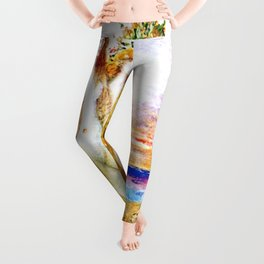 "Gustave Moreau ""The Sirens"" Leggings"