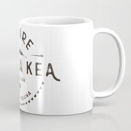 We are Mauna Kea Coffee Mug