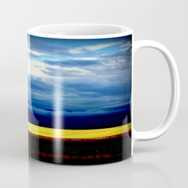 Golden Wheat Fields Coffee Mug