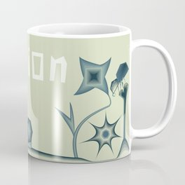 """Print illustration poster """"Orion"""". Planet in space cosmos Coffee Mug"""