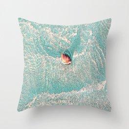 Rhine Shell Throw Pillow