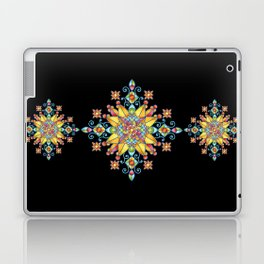 Alhambra Stained Glass Laptop & iPad Skin