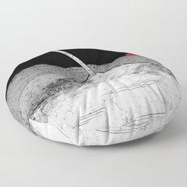 A Remnant Floor Pillow