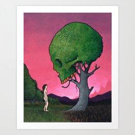 Low-Hanging Fruit Art Print