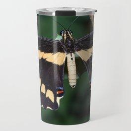 Butterfly wings open Travel Mug