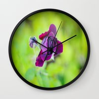 cocktail Wall Clocks featuring Cocktail by IngeBorgaPhotoArt