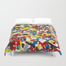 The Lego Movie Duvet Cover