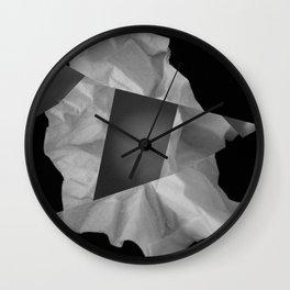 Gatherer Two Wall Clock