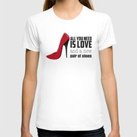 all you need is love T-shirts featuring All you need is love! by Golosinavisual