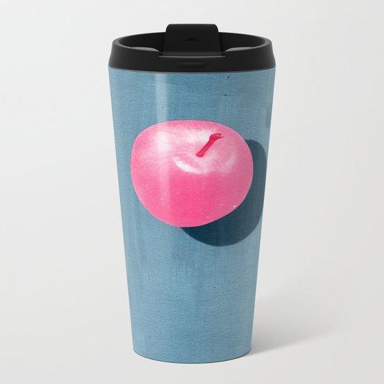 fruit 9 Metal Travel Mug