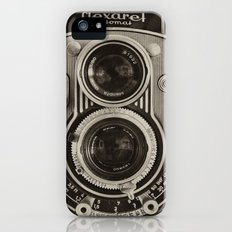 Flexaret | Vintage Camera Slim Case iPhone (5, 5s)