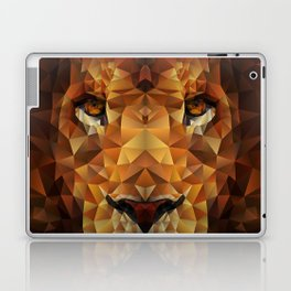 Lion Glare  Laptop & iPad Skin
