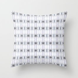 116 - Tree branches pattern Throw Pillow