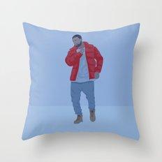 Drake Hotine Bling Dance Throw Pillow