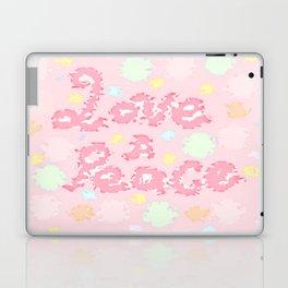 Love And Peace Laptop & iPad Skin