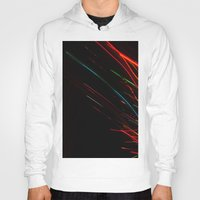 the lights Hoodies featuring lights by k. Reinstein