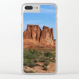 A Beautiful Place Clear iPhone Case