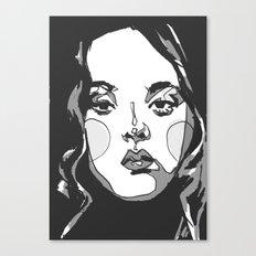 A-ok Canvas Print