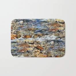 Peaceful Soothing Waters Bath Mat