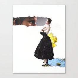Laetitia Canvas Print