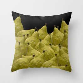 Etrogs Throw Pillow