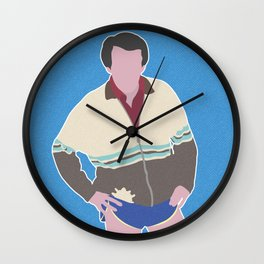 ALAN PARTRIDGE Wall Clock