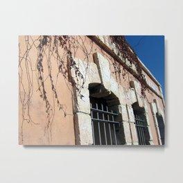 Jaffa Street Ancient Architecture Metal Print