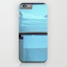 Paradise Cove 1974 Light Blue iPhone 6s Slim Case