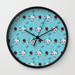 Deadly Cute Wall Clock