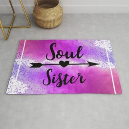 Soul Sister Rug