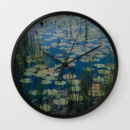 so monet Wall Clock