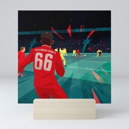 Miracle of Anfield Mini Art Print