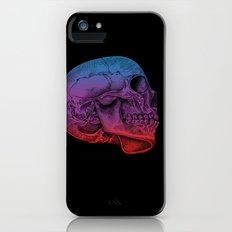 Rainbow Skull Joy iPhone (5, 5s) Slim Case