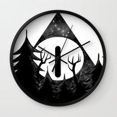 Bill Cipher: I'll Be Watching You Wall Clock