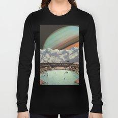 Saturn Spa Long Sleeve T-shirt