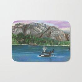 Orcas at the Chief Bath Mat