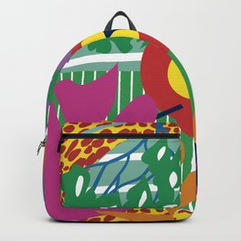 colorimetria botanica Backpack
