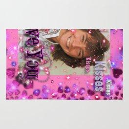 WE Love U - David Cassidy Rug
