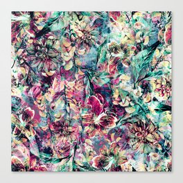 Tropica Heaven Canvas Print