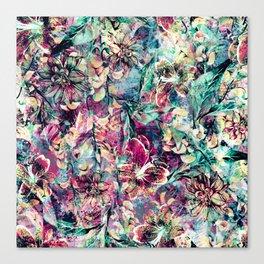 Tropica Heaven Canvas Print