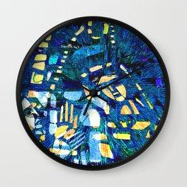Supplicant Wall Clock
