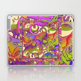 DINOS MELI MELO Laptop & iPad Skin