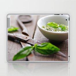 Herbs Kitchen still life from Basil Laptop & iPad Skin
