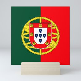 Portugal Mini Art Print