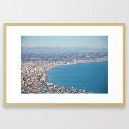 Hakodate Framed Art Print