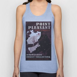 CPS: Point Pleasant, WV Unisex Tank Top