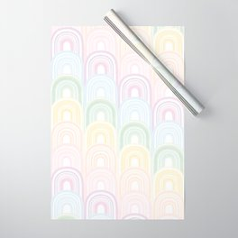 Rainbowland II Wrapping Paper