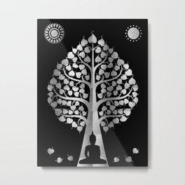 Bodhi Tree0405 Metal Print