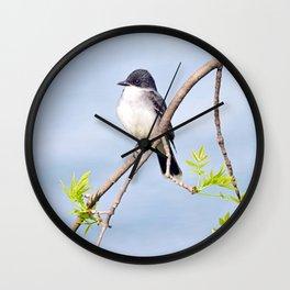 Spring King Wall Clock